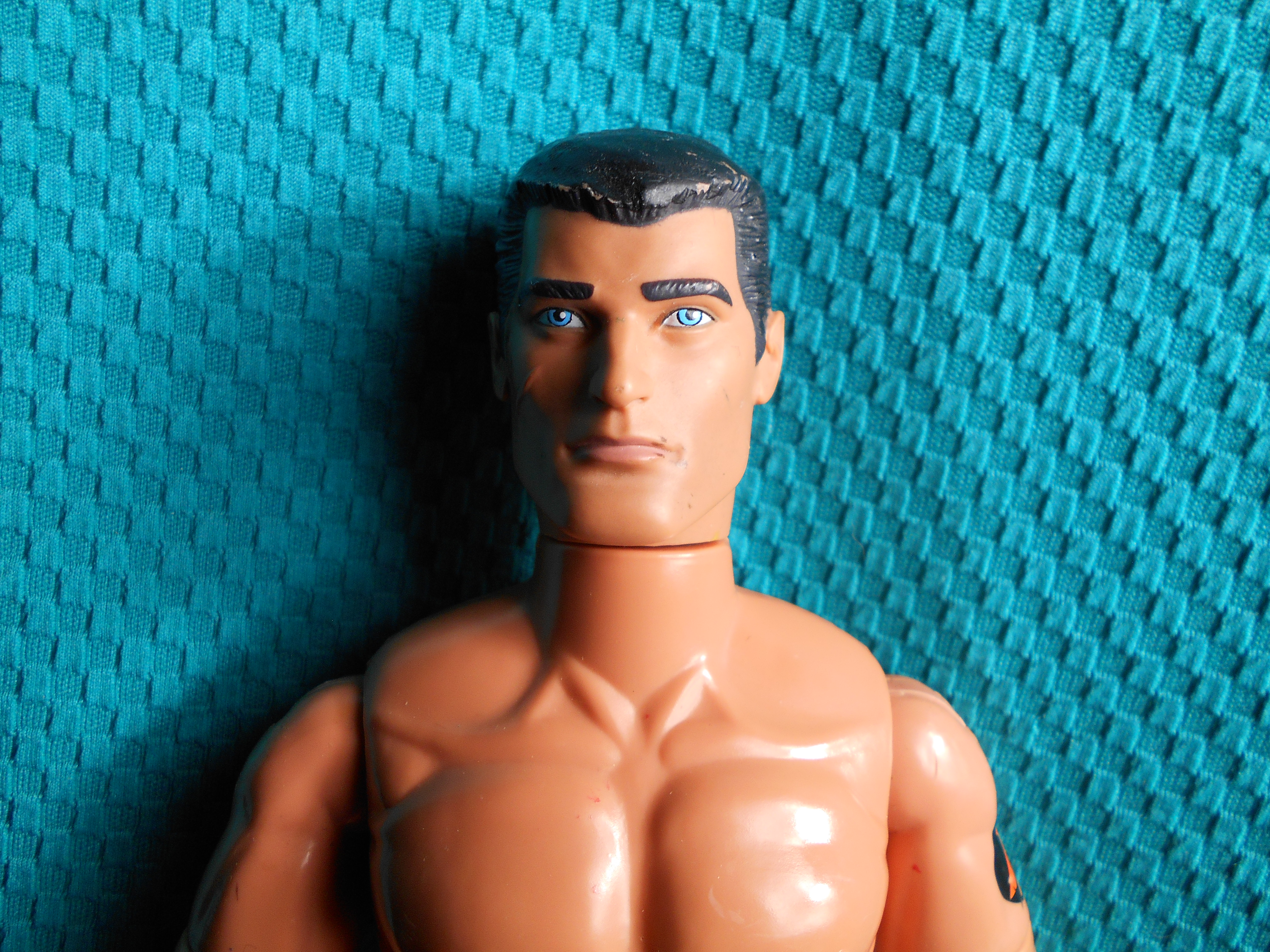 Hasbro Action man