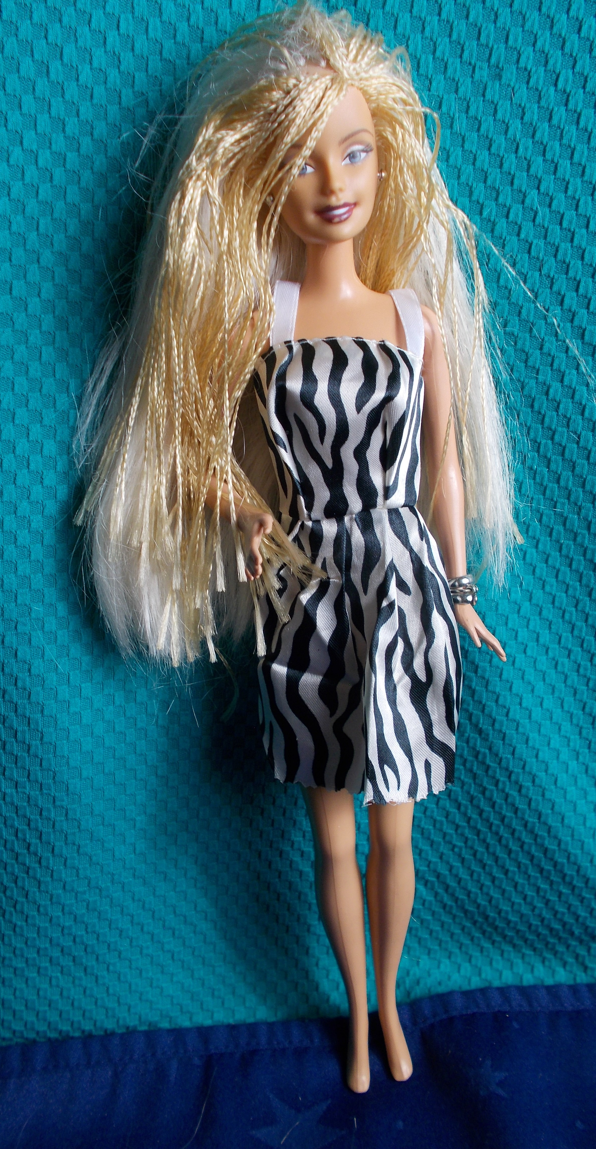 Message Girl Barbie