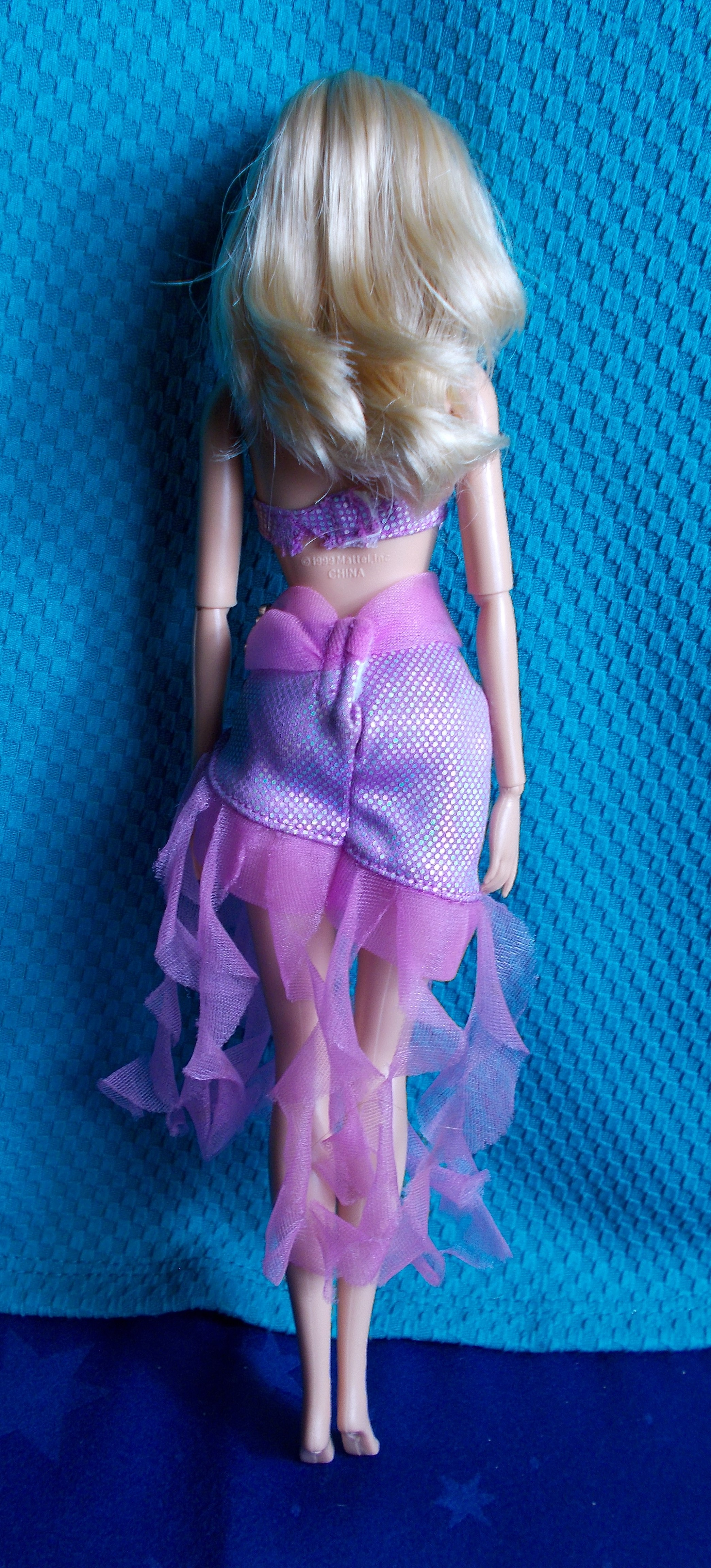 Barbie ICB Ballroom dancer