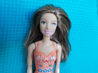 Barbie Swim 2