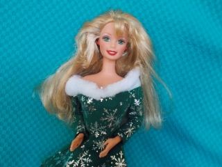 Festive Season Barbie